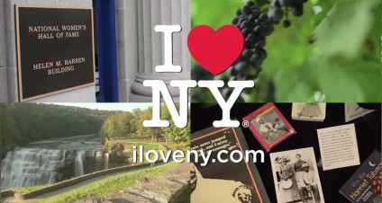 The Hall Is Featured In An I Love New York Ad Voiced By Meryl Streep