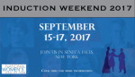 2017 Induction Weekend