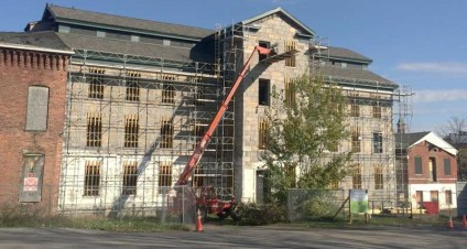Work Underway On New $25 Million Home For National Women's Hall Of Fame