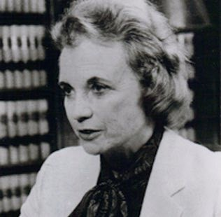 sandra day oconoor a great woman essay July 7 marks exactly 35 years since president ronald reagan announced he would nominate sandra day o'connor to become the first woman ever appointed to the supreme.