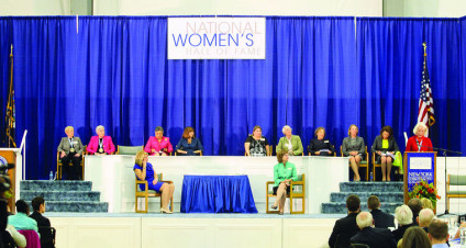 Inductee Panel – Mynderse Academy – 10/2/15