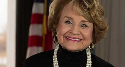 The Hall Mourns Congresswoman Louise Slaughter